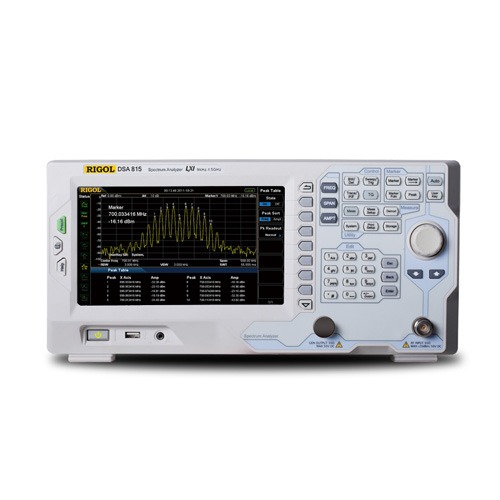 [RIGOL DSA815-TG] 1.5GHz Spectrum Analyzer 스펙트럼 분석기(TG 내장)