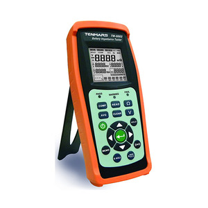 [Tenmars TM-6002] Battery Impedance Tester, 임피던스측정기