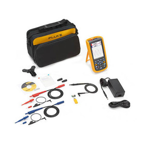 [FLUKE-124B/INT/S] 40MHz Scope Meter Set, 스코프미터 세트
