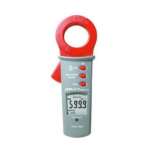 [APPA A17R] 6000 Count Leakage Clampmeter, 누설전류클램프미터