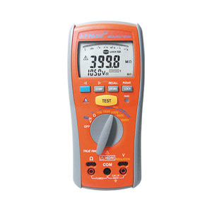 [APPA 605] 1kV, 20GΩ, 4000 Count Insulation Tester and Multimeter, 절연저항계멀티미터