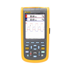 [FLUKE-124B/INT] 40MHz Scope Meter, 스코프미터