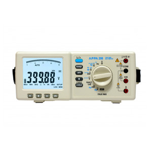 [APPA 208] 4.75 Digit, 40000 Counts Digital Multimeter, DMM, 디지털멀티미터