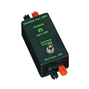 [Tekbox TBOH01] 5uH DC Line Impedance Stabilisation Network( LISN)