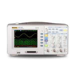 [RIGOL DS1102E] 100MHz 2Ch Digital Oscilloscope, 디지털 오실로스코프
