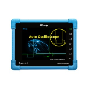 [MICSIG ATO1104]100MHz 4Ch t-Book Mini Tablet Oscilloscope, 테블릿 오실로스코프